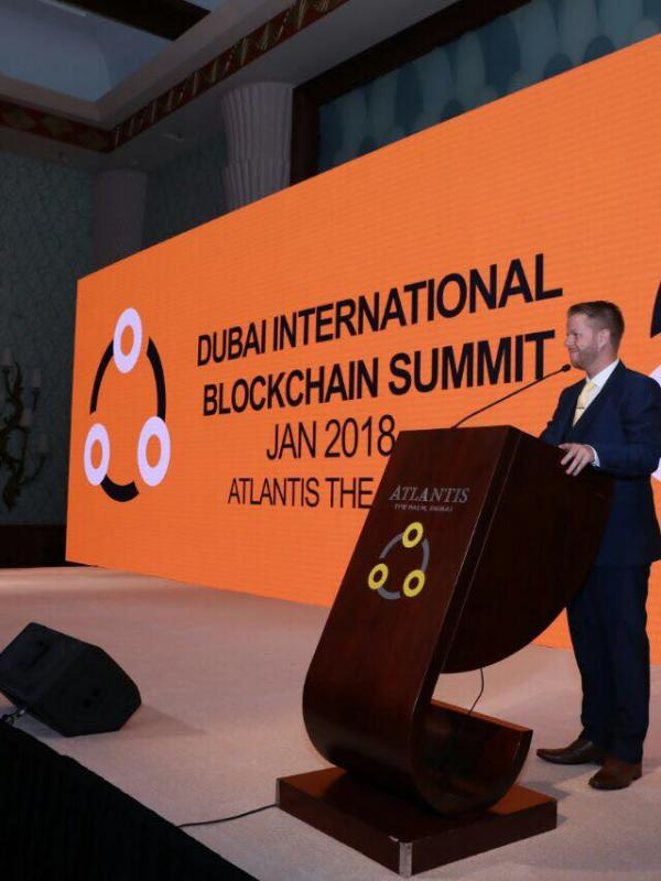 Dubai International Blockchain Summit 2018 - The Atlantis Hotel, The Palm Jumeirah